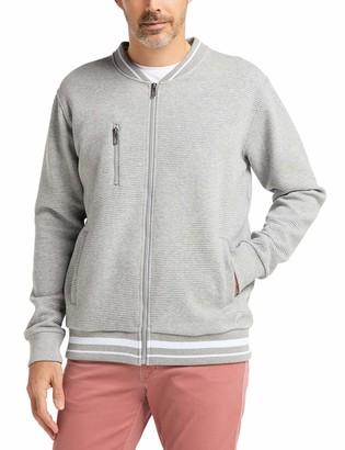 Pioneer Men's Sweatjacke Jaquard Sweat Jacket