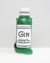 Tatty Devine Gin Water Bottle & Bag