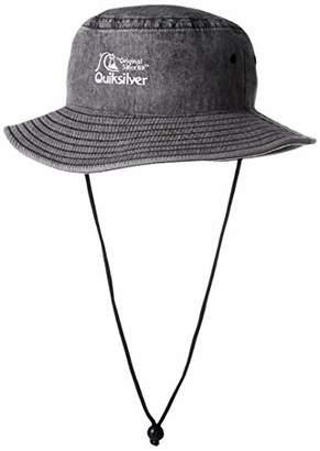 Quiksilver Men's BUCKETEER Sun Protection HAT