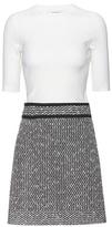 Carven Cotton-blend dress