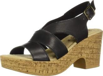 Bella Vita Women's Jaz-Italy Slingback Sandal Shoe
