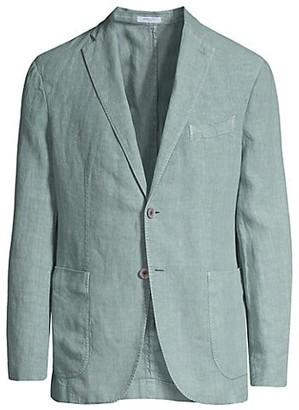 Boglioli Linen Patch Pocket Sportcoat
