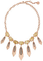 Vince Camuto Crystal Charm Necklace
