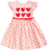 Epic Threads Candy Hearts Dress, Little Girls, Created for Macy's