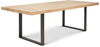 One Kings Lane Trini Dining Table - Natural/Gray