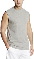 Spalding Men's Basic Cottom Muscle T-Shirt