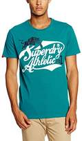 Superdry Men's Athletic 1 Tee T-Shirt,S
