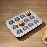 Crate & Barrel USA Pan Pro Line Non-Stick Muffin Pan