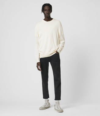 AllSaints Hidden Color Changing Crew Sweater