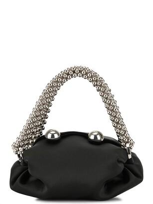 0711 Nino embellished tote bag