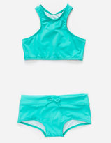 Billabong Sol Searcher Girls High Neck Bikini Set