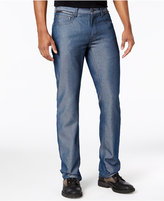 INC International Concepts Men's Dark Wash Skinny Jeans, Only at Macy's