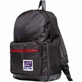 Unbranded Black New York Giants Collection Backpack