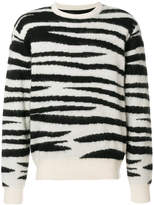 Stussy striped sweater