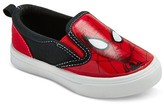 Spiderman Toddler Boys' Canvas Sneakers