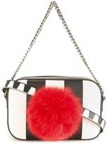 Les Petits Joueurs Roy Bunny crossbody bag - women - Calf Leather - One Size