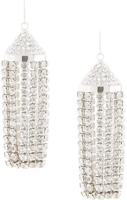 Area Tassel Chandelier drop earrings