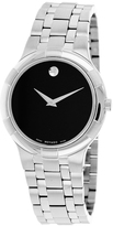 Movado 606203 Men's Metio Silver Stainless Steel Watch