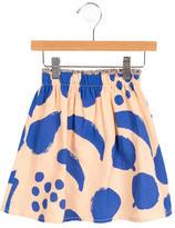 Bobo Choses Girls' Polka Dot Print Skirt