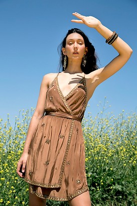 Free People Sarong So Right Dress