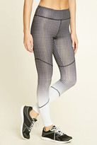 Forever 21 Active Geo Pattern Leggings