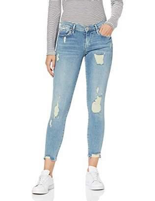 True Religion Women's Halle Skinny Jeans,32W x 32L