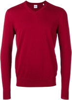 Aspesi V-neck sweater - men - Cotton - 48
