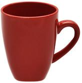 10 Strawberry Street Red Square Mug - Set of 6
