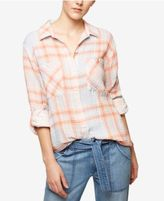 Sanctuary The Steady Cotton Boyfriend Shirt