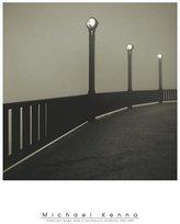STUDY Barewalls Michael Kenna Golden Gate Bridge 5 Art Print Poster