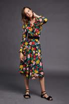 Tara Jarmon Floral Robe