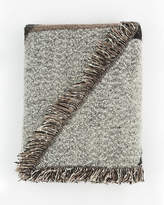 Le Château Colour Block Woven Blanket Scarf