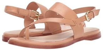 Cole Haan Anica Thong Sandal (Sahara) Women's Dress Sandals