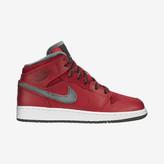 Nike Air Jordan 1 Mid Premium Kids' Shoe (3.5y-7y)