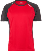 2xu - Ice X Stretch-jersey Running T-shirt