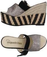 Espadrilles Sandals - Item 11275664