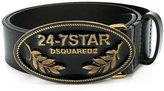 DSQUARED2 buckled belt
