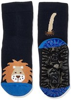 Sterntaler Boy's Fli Air Löwe Calf Socks