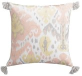 Cupcakes And Cashmere 'Klim' Embroidered Accent Pillow
