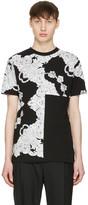 McQ by Alexander McQueen Black Phoenix Paisley T-Shirt