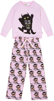 Peter Alexander peteralexander Jnr Girls Wild Things Pj Set