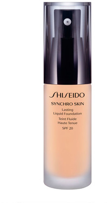 Shiseido Synchro Skin Lasting Liquid Foundation Spf20 30Ml Neutral 1 (Fair, Neutral)