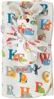 Cath Kidston Animal Alphabet Pram Blanket And Rattle
