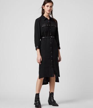 AllSaints Esther Lea Dress