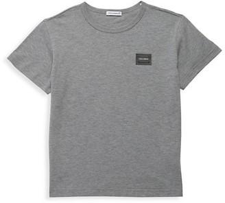 Dolce & Gabbana Little Boy's & Boy's Logo T-Shirt