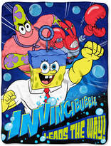 "Northwest Company Nickelodeon's SpongeBob SquarePants 46"" x 60"" Throw"
