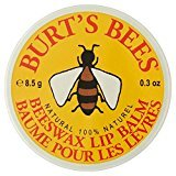 Burt's Bees Beeswax Lip Balm Tin - Pack of 2