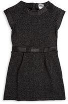 Karl Lagerfeld Toddler's, Little Girl's & Girl's Metallic Knit Dress