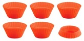 Mastrad 6 Pack Foldable Silicone Muffin Cups