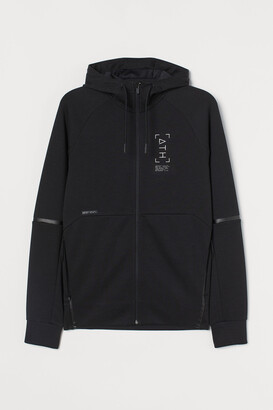 H&M Hooded track jacket